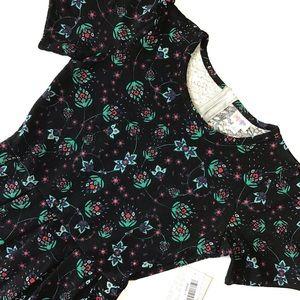 NWT! LuLaRoe Amelia Pocket Dress Size Sm & Lg